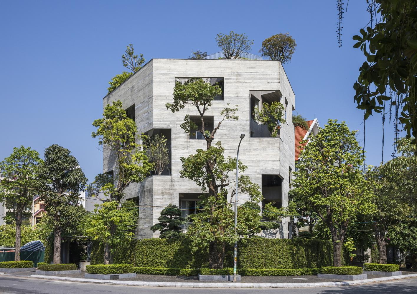 4 ngôi nhà độc đáo của Việt Nam được vinh danh Top 50 công trình đẹp nhất của năm trên tạp chí kiến trúc Mỹ - Ảnh 9.