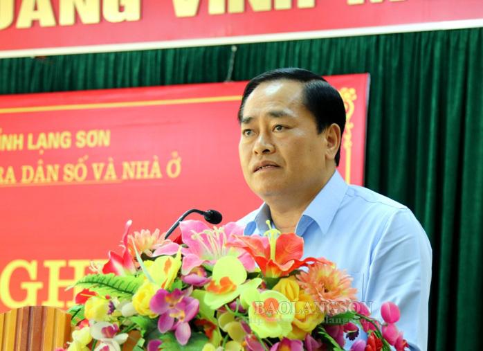 Ông Hồ Tiến Thiệu được bầu làm Chủ tịch UBND tỉnh Lạng Sơn - Ảnh 1.