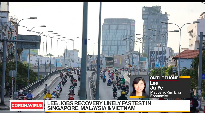 Bloomberg: Thị trường lao động Việt Nam phục hồi nhanh nhất trong các quốc gia ASEAN - Ảnh 2.