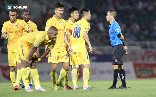 Nam Định dọa bỏ V.League, Trưởng ban trọng tài nói: Họ thích làm như thế nào thì làm - Ảnh 1.