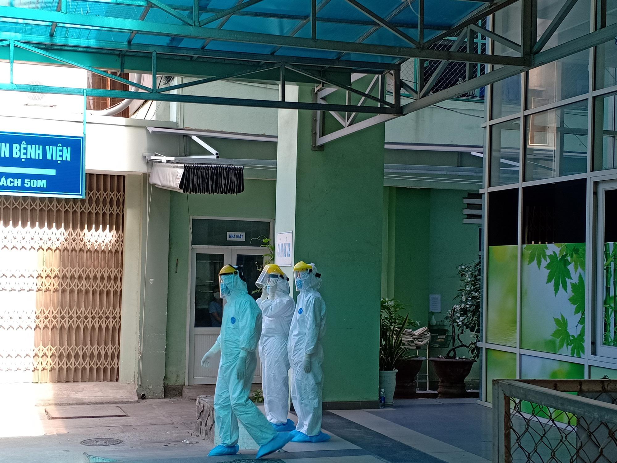 Bệnh nhân Covid 19 thứ 420: Thăm con gái ở TP.HCM, đi chợ đầu mối Đà Nẵng - Ảnh 1.