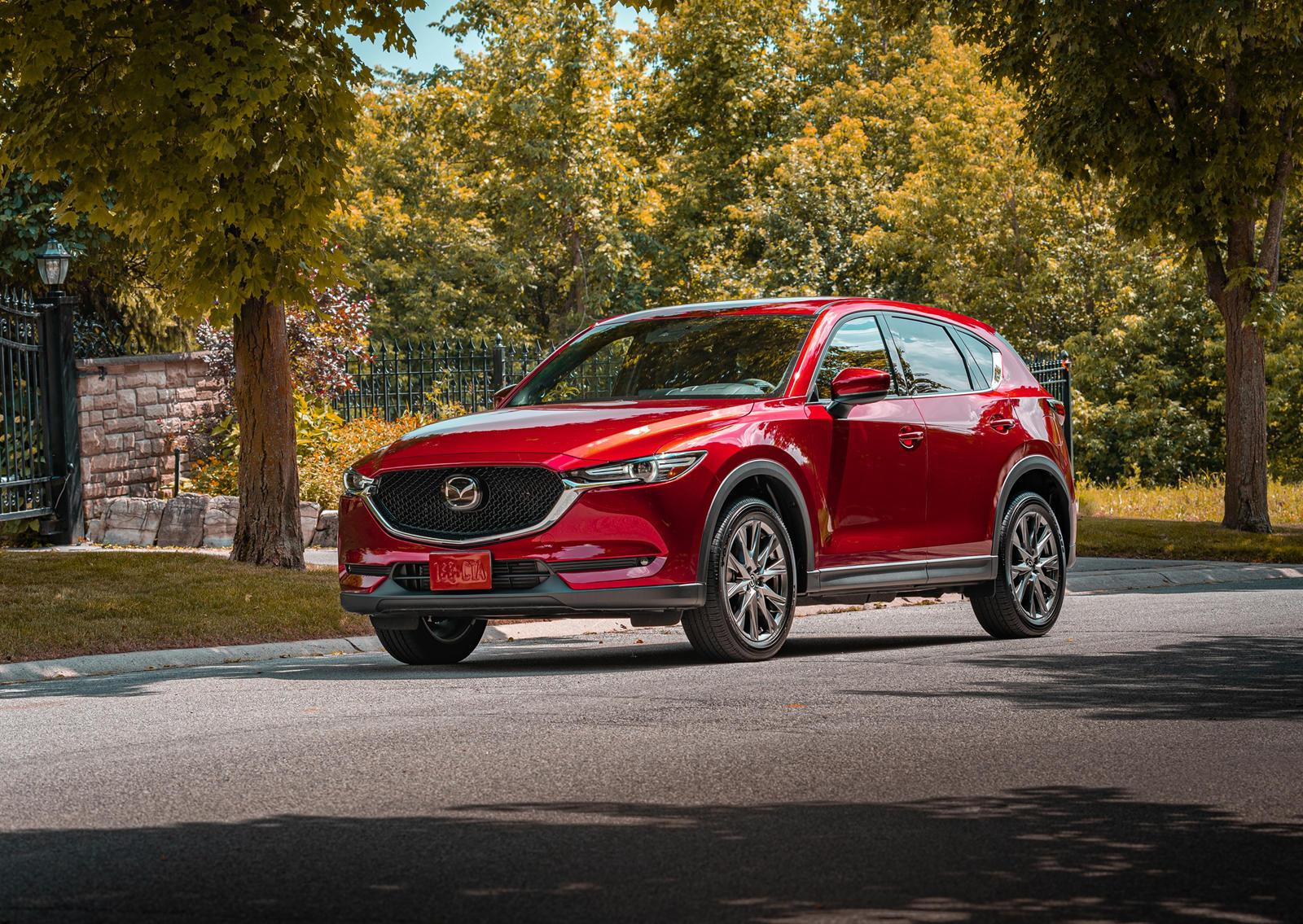 Mazda CX-5 sẽ được thay thế bằng Mazda CX-50 dùng dẫn động cầu sau - Ảnh 2.