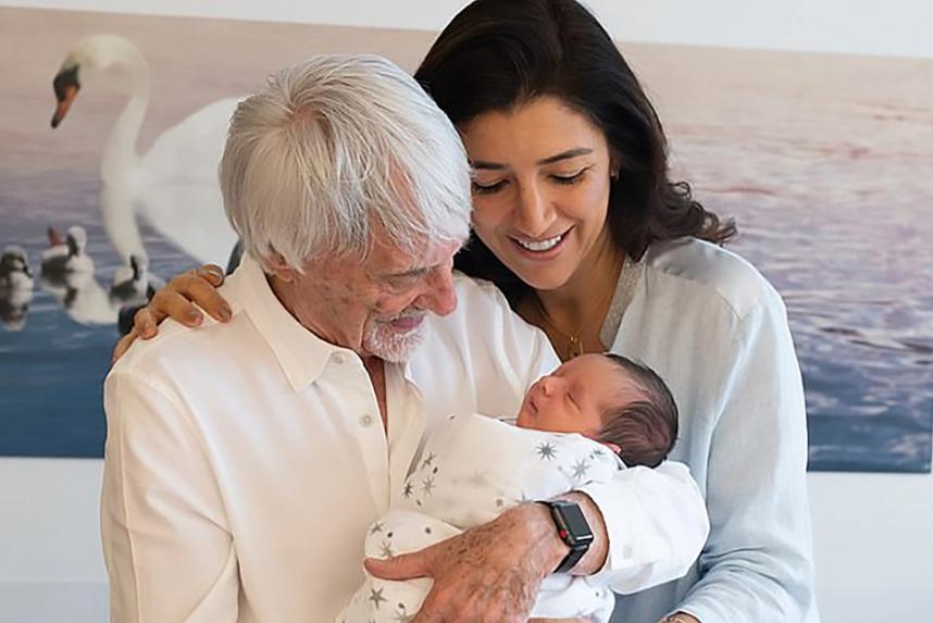 """Vừa đón quý tử """"nối dõi"""" ở tuổi 89, ông trùm F1 tiếp tục muốn có thêm con: Không cần đến """"thần dược"""" Viagra, chỉ bổ sung 1 loại vitamin cực thông dụng - Ảnh 2."""