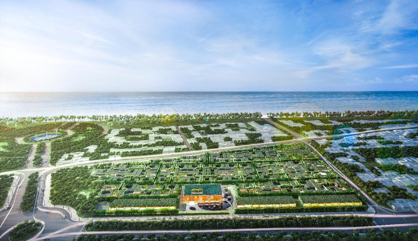 Biệt thự nghỉ dưỡng chuẩn bị bàn giao tại Phú Quốc thu hút nhà đầu tư quan tâm - Ảnh 2.