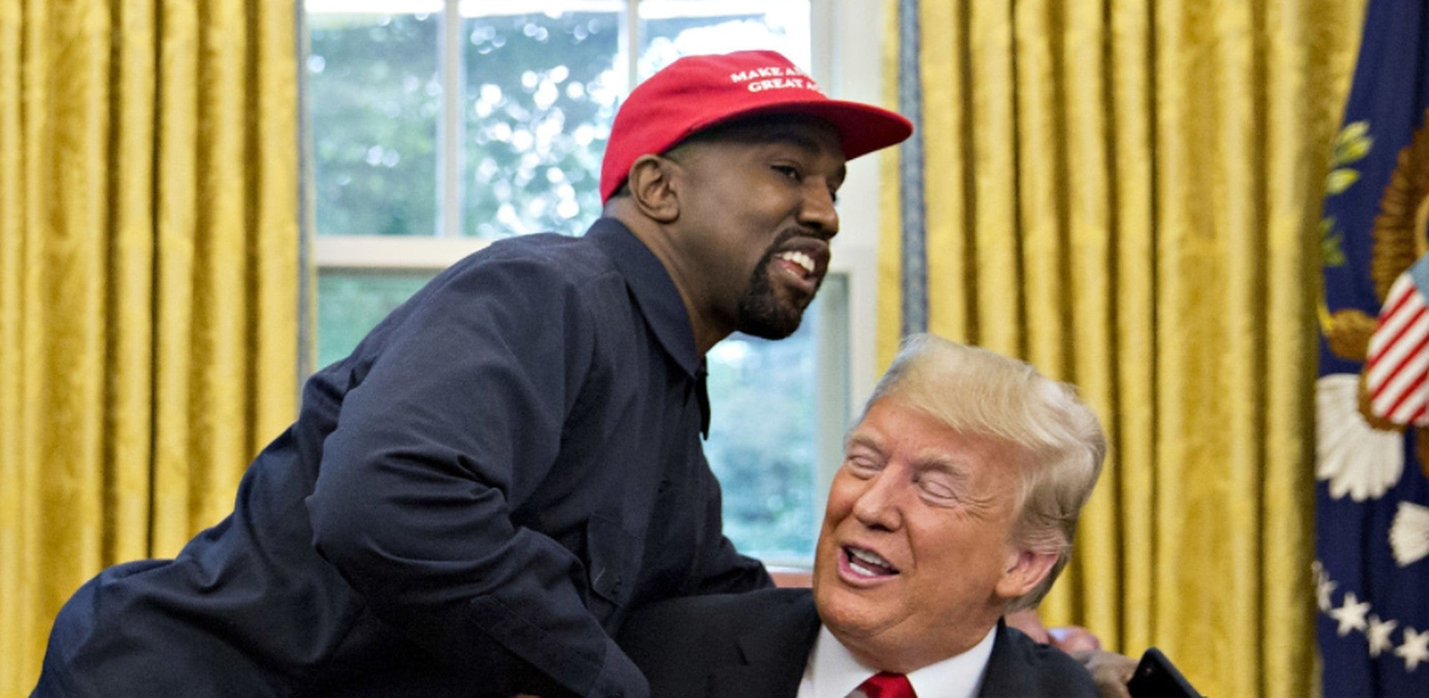 """Chồng Kim """"vòng ba"""" Kanye West sẽ phải làm gì để chính thức tranh ..."""