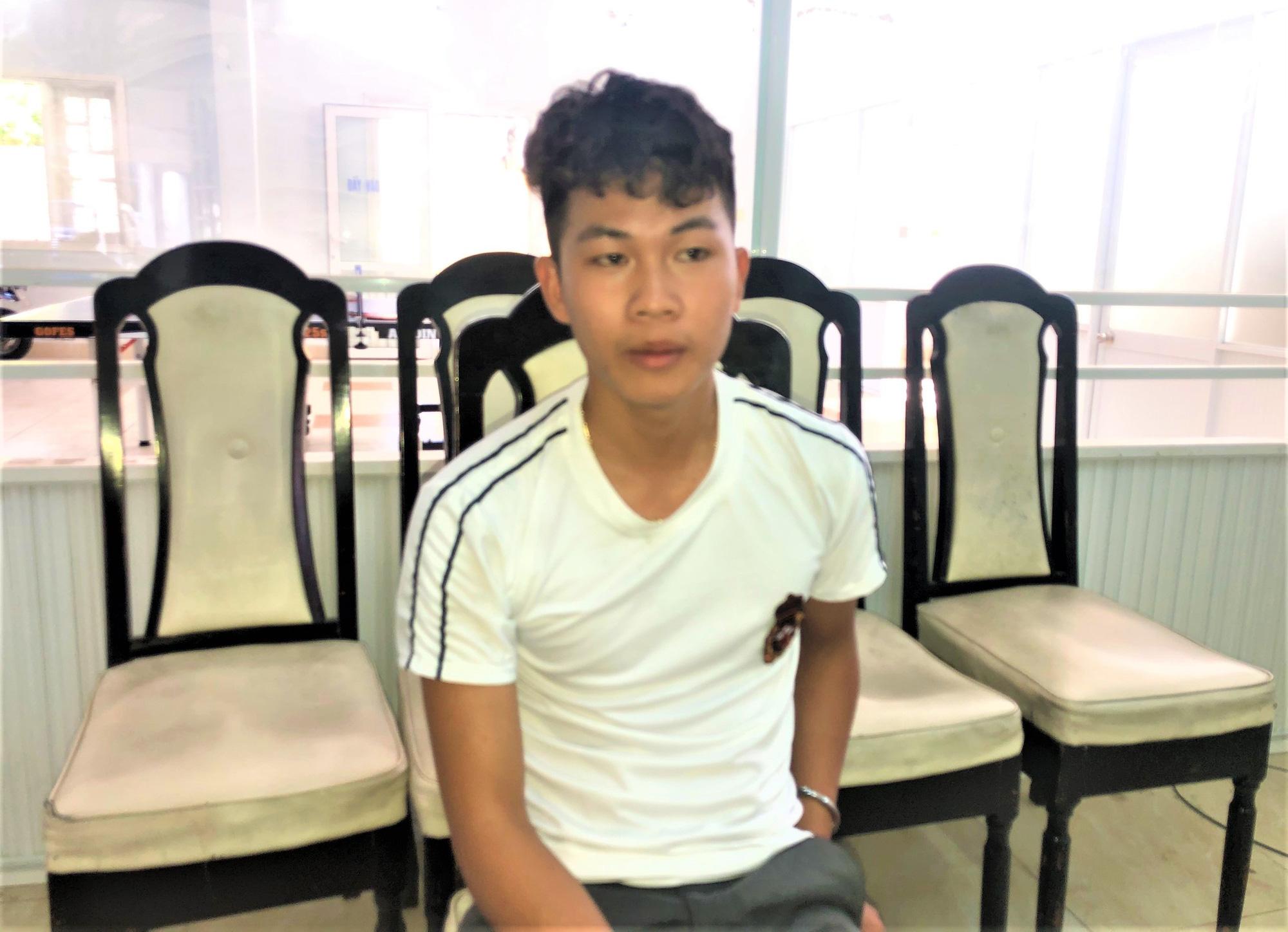 Lời khai của gã thanh niên chuyên lừa đảo, tống tình các cô gái bằng clip nóng: Thêm nhiều thiếu nữ là nạn nhân - Ảnh 1.