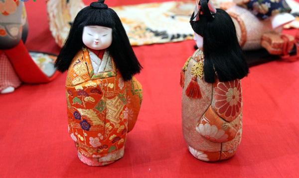 Độc đáo Triển lãm búp bê truyền thống Nhật Bản - Ảnh 1.