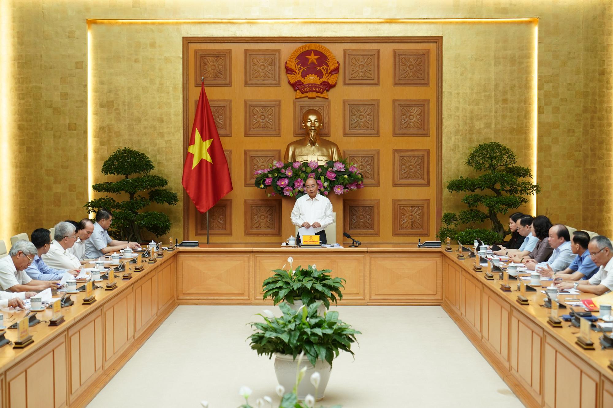Thủ tướng: Kiên quyết không để mất niềm tin vào công tác chỉ đạo, điều hành - Ảnh 2.