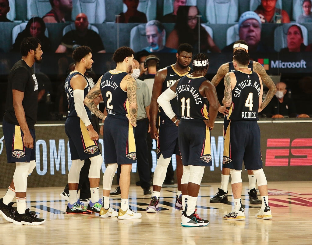 Kỷ lục không tưởng của JJ Redick chính thức dừng lại cùng với thất bại của New Orleans Pelicans - Ảnh 1.