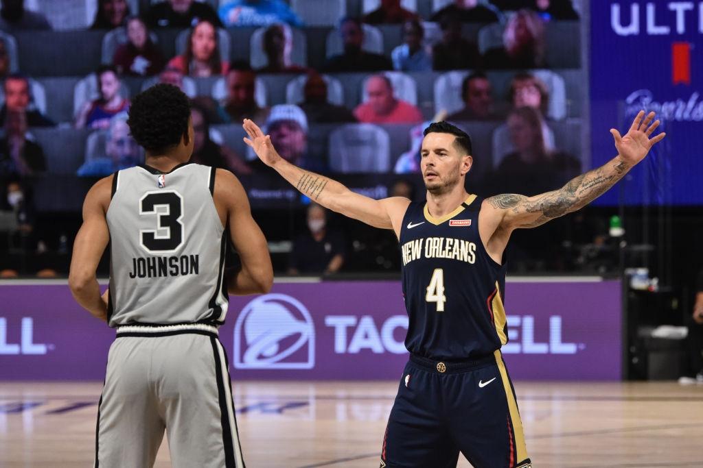Kỷ lục không tưởng của JJ Redick chính thức dừng lại cùng với thất bại của New Orleans Pelicans - Ảnh 2.