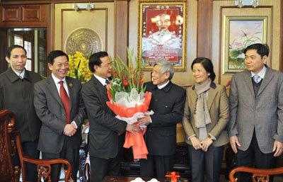 Những ấn tượng về nguyên Tổng Bí thư Lê Khả Phiêu của ông Phạm Quang Nghị - Ảnh 2.