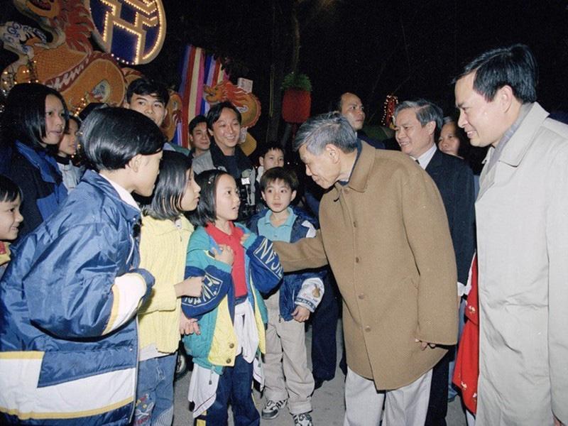 Những ấn tượng về nguyên Tổng Bí thư Lê Khả Phiêu của ông Phạm Quang Nghị - Ảnh 3.