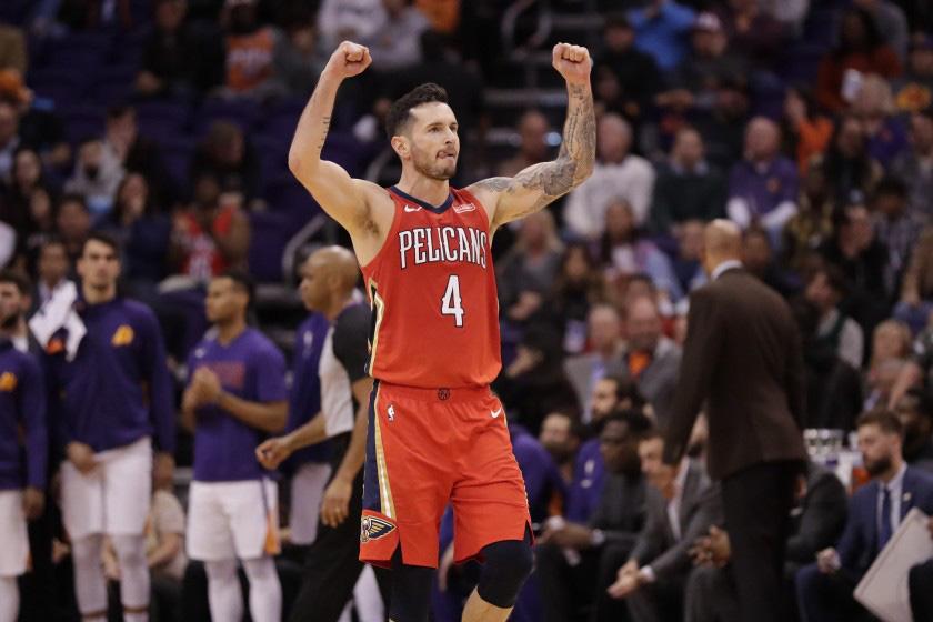 Kỷ lục không tưởng của JJ Redick chính thức dừng lại cùng với thất bại của New Orleans Pelicans - Ảnh 3.