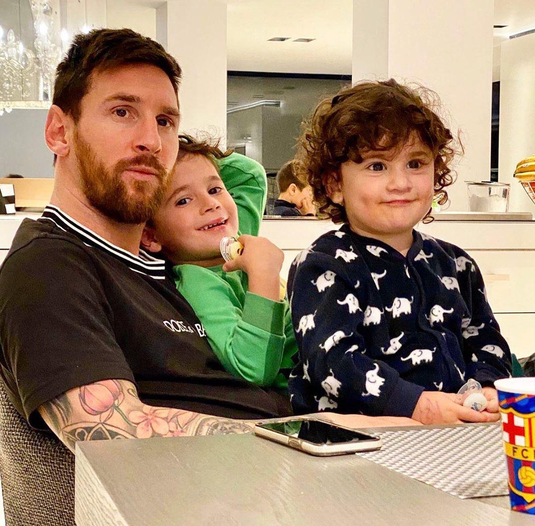 Messi tậu món đồ không ai nghĩ tới để phòng ngừa Covid-19 - Ảnh 2.