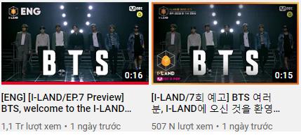 BTS xuất hiện sương sương 15 giây mà đã giúp show I-LAND có clip triệu view thần tốc - Ảnh 3.