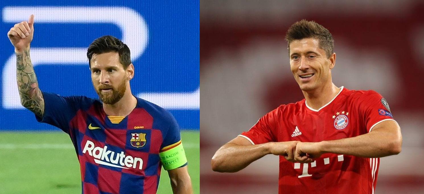 Quique Setien: Lewandowski không cùng đẳng cấp với Messi - Ảnh 2.