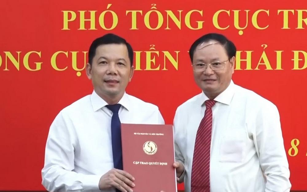 Bộ Nội vụ điều động, bổ nhiệm Vụ trưởng Vụ Tiền lương, Phó Chánh Văn phòng - Ảnh 2.