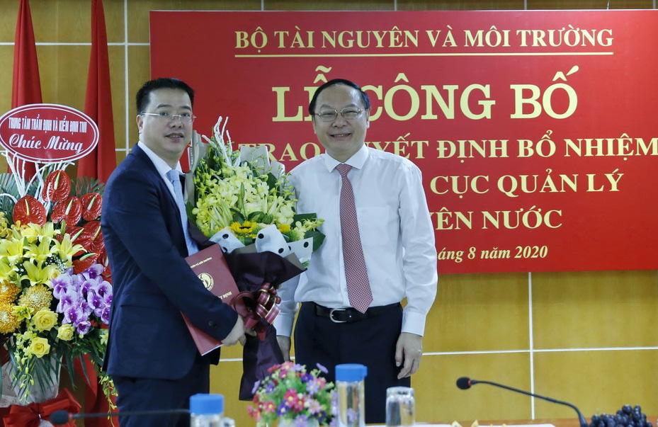 Bộ Nội vụ điều động, bổ nhiệm Vụ trưởng Vụ Tiền lương, Phó Chánh Văn phòng - Ảnh 4.