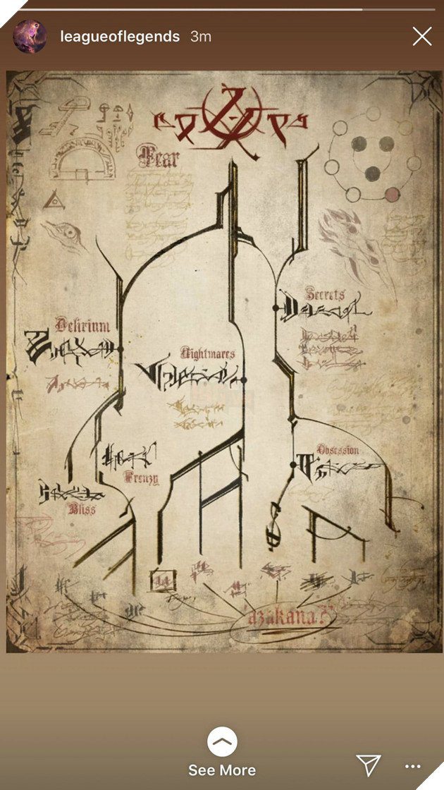 Giải mã 10 ác quỷ bí ẩn trong Phả Hệ Quỷ của LMHT: Thủy tổ ghê rợn tạo nên từ những mảnh thịt thừa, con thứ 7 chính là Yone  (P1) - Ảnh 1.