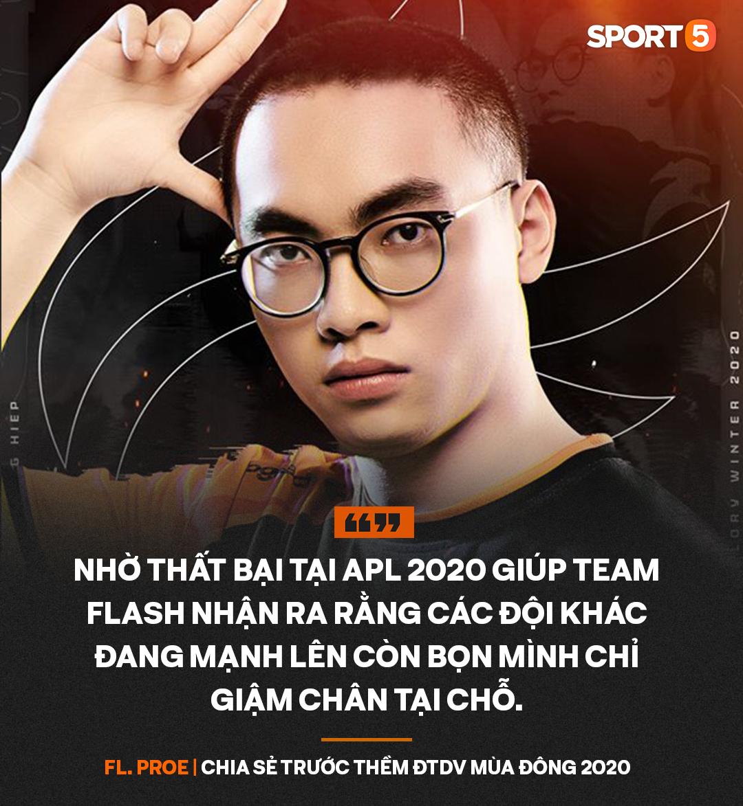 Trước thềm ĐTDV mùa Đông 2020, XB khẳng định Team Flash sẽ nghiền nát mọi đối thủ để lên ngôi vô địch - Ảnh 2.