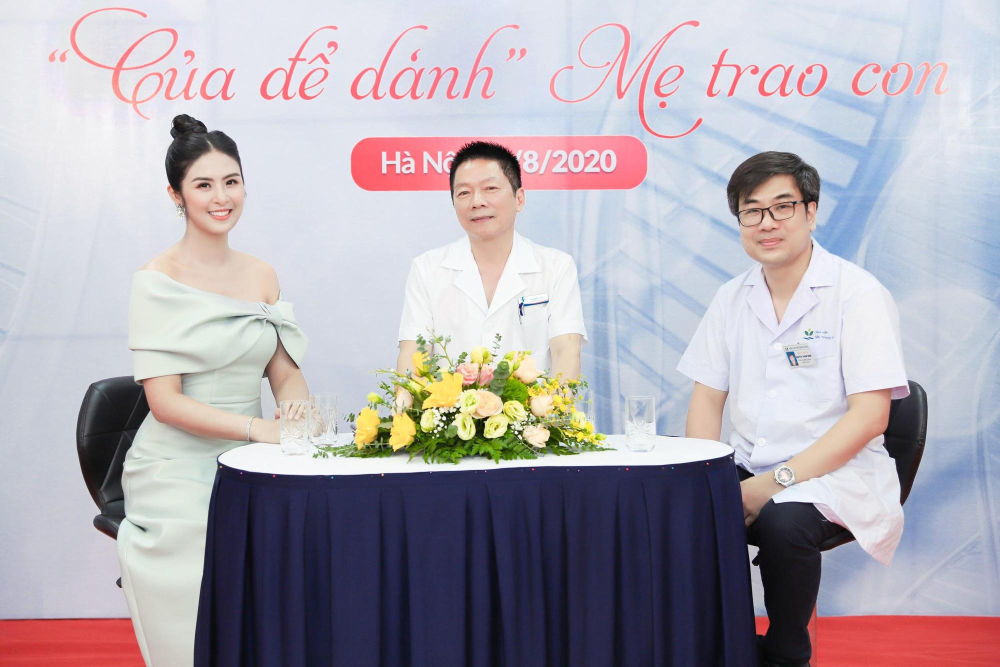 HOT: Hoa hậu Ngọc Hân lần đầu hé lộ về dự định kết hôn và sinh con - Ảnh 2.
