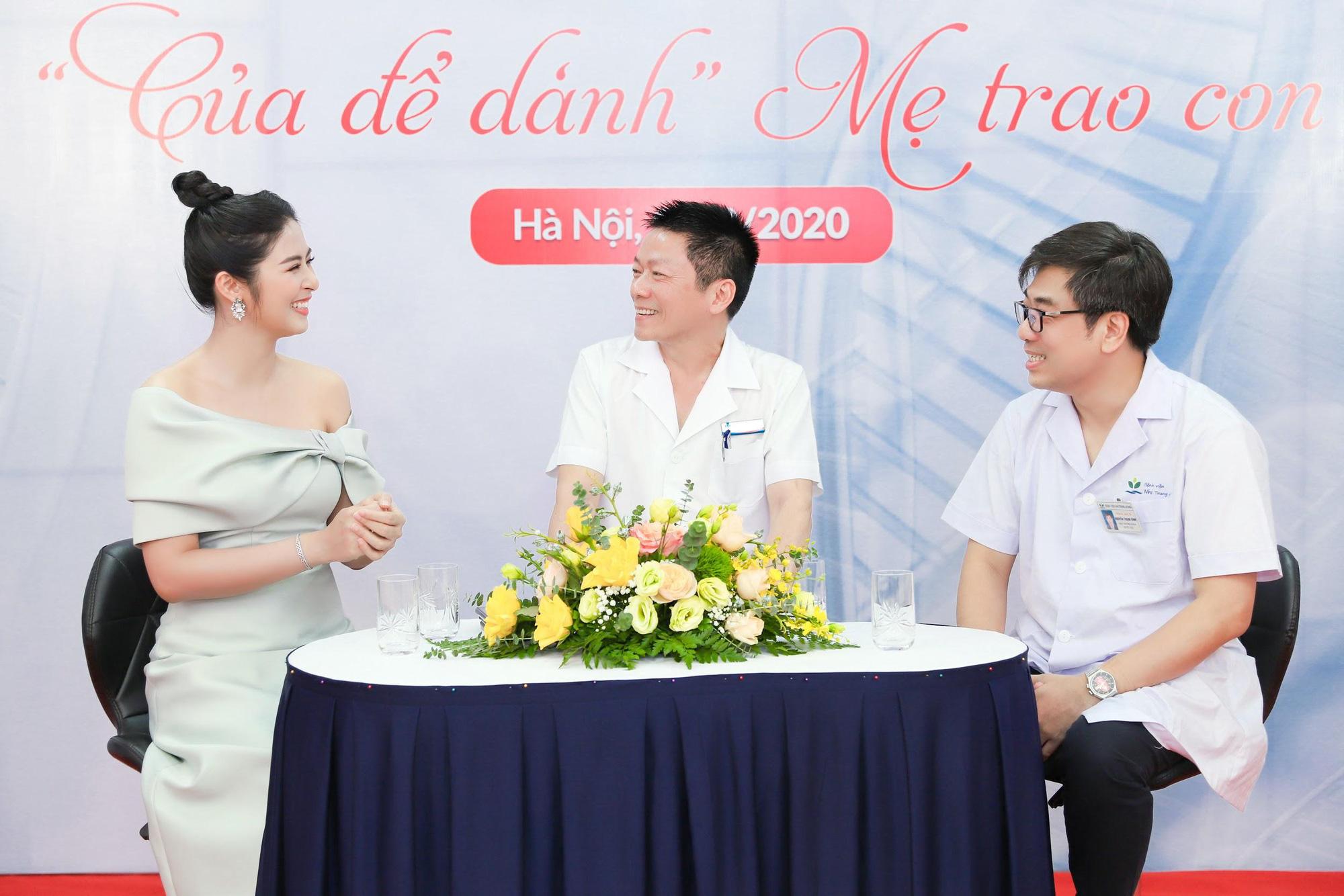HOT: Hoa hậu Ngọc Hân lần đầu hé lộ về dự định kết hôn và sinh con - Ảnh 3.