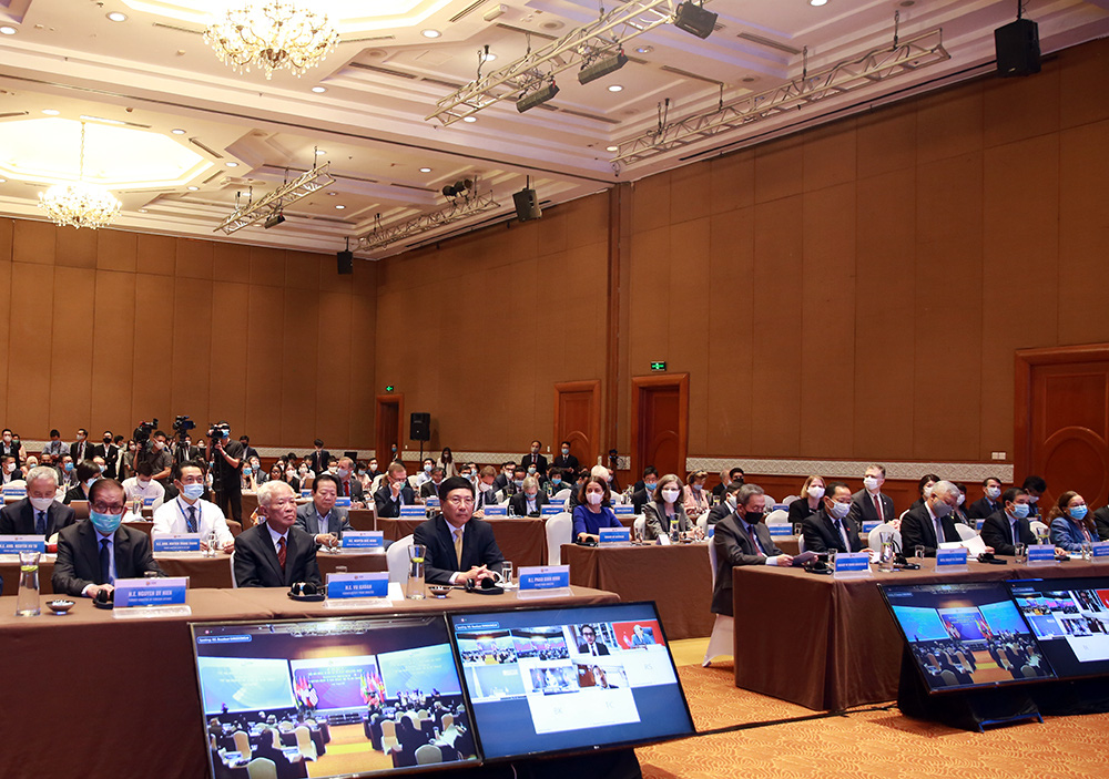 Củng cố năng lực tự cường, vai trò trung tâm và giá trị tồn tại của ASEAN - Ảnh 2.