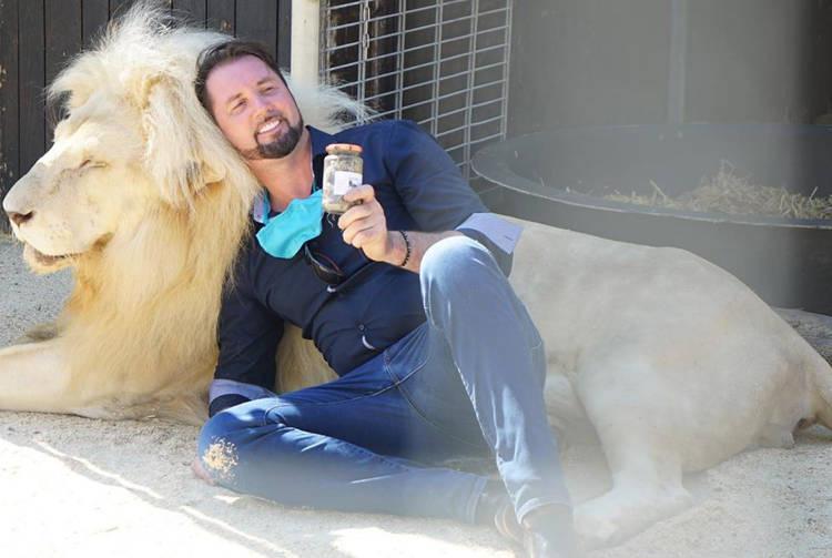 Khó khăn trong mùa dịch, rạp xiếc tại Đức phải bán phân sư tử để vượt qua khủng hoảng - Ảnh 1.
