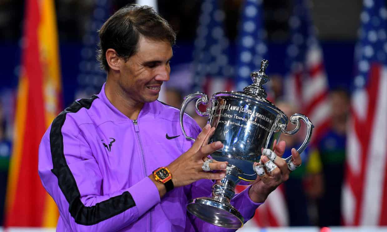 """Nadal và hàng loạt sao quần vợt từ chối dự US Open: Grand Slam xứ sở cờ hoa """"toang""""! - Ảnh 1."""