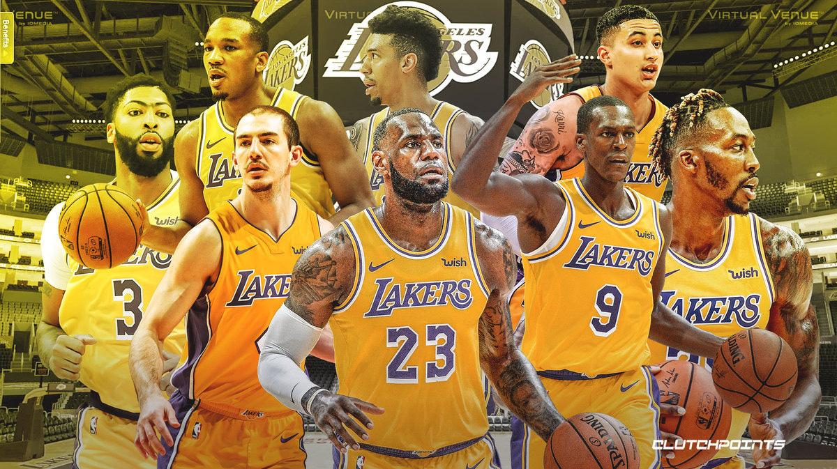 Ngôi sao Los Angeles Lakers chính thức rời khu cách ly, chưa hẹn ngày trở lại với các đồng đội - Ảnh 2.