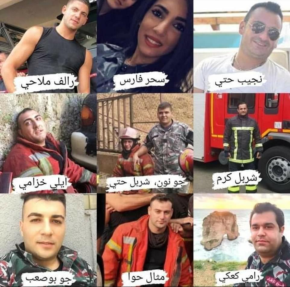 Lời nhắn nhủ nghẹn lòng của chồng sắp cưới dành cho nữ nhân viên y tế hy sinh trong vụ nổ Beirut khi chưa kịp mặc váy cô dâu - Ảnh 6.