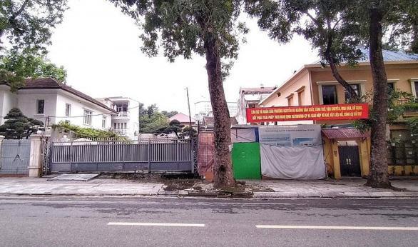 """Thanh tra Chính phủ kiến nghị thu hồi khu """"đất vàng"""" 69 Nguyễn Du (Hà Nội) - Ảnh 1."""