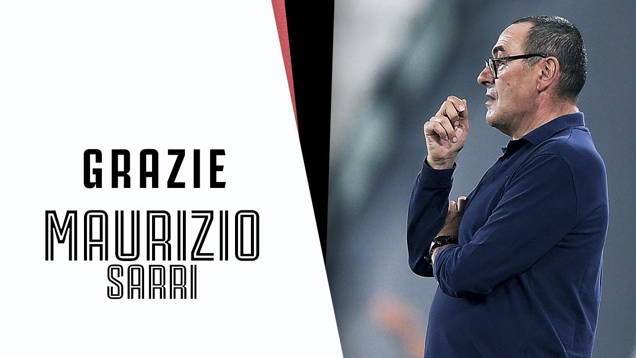 Chính thức: Juventus sa thải HLV Maurizio Sarri - Ảnh 1.