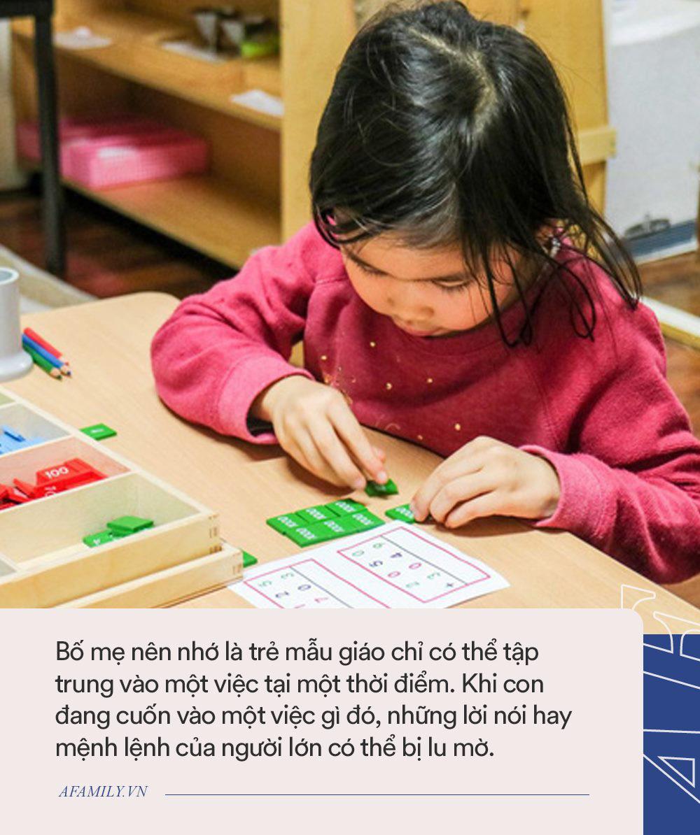 Trẻ mẫu giáo biết nhiều hơn bạn nghĩ & 5 chiến lược kỷ luật nhẹ nhàng tích cực - Ảnh 1.
