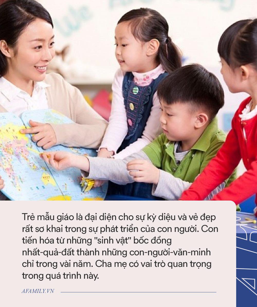 Trẻ mẫu giáo biết nhiều hơn bạn nghĩ & 5 chiến lược kỷ luật nhẹ nhàng tích cực - Ảnh 2.