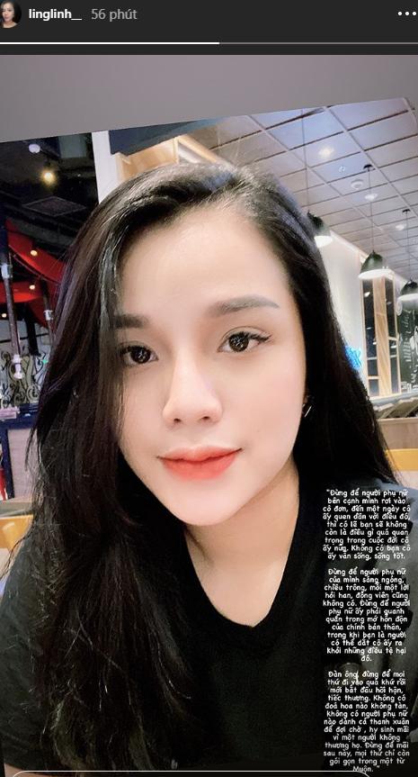 Trong 1 đêm, cả bạn gái Quang Hải và vợ Bùi Tiến Dũng đều tâm trạng nặng trĩu về cách ứng xử của người đàn ông với phụ nữ của mình - Ảnh 2.