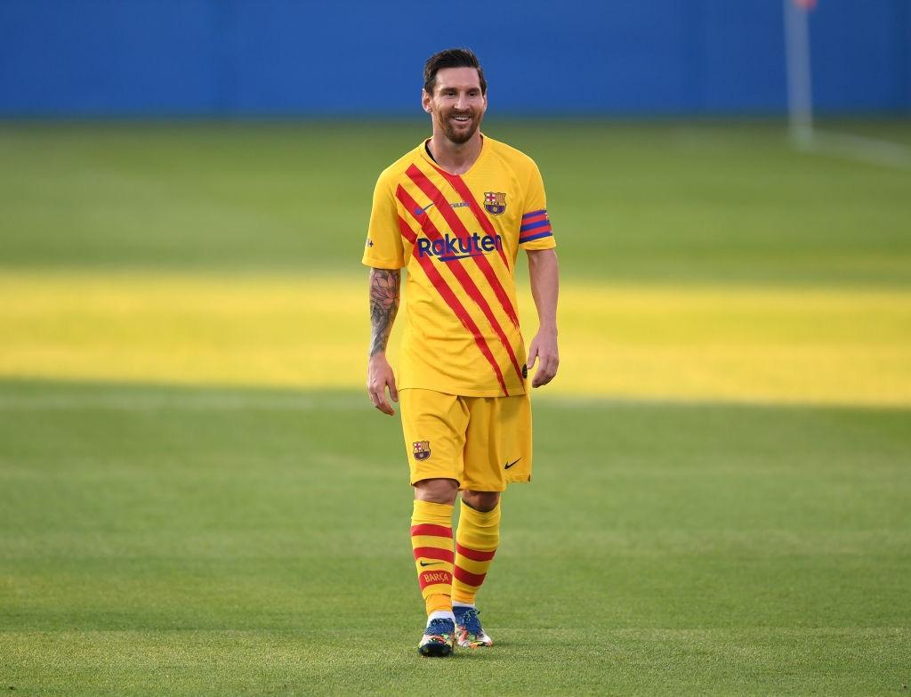 """Messi mờ nhạt ở trận đầu tiên dưới thời tân HLV Koeman, nhưng 3 """"bom xịt"""" của Barca đều nổ súng - Ảnh 3."""
