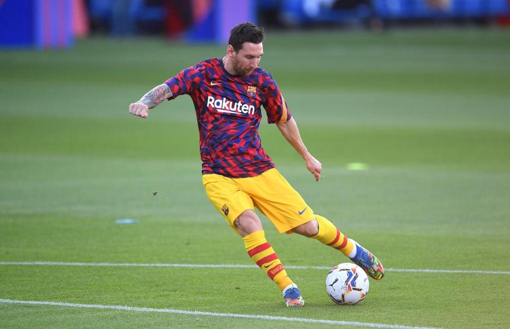 """Messi mờ nhạt ở trận đầu tiên dưới thời tân HLV Koeman, nhưng 3 """"bom xịt"""" của Barca đều nổ súng - Ảnh 2."""