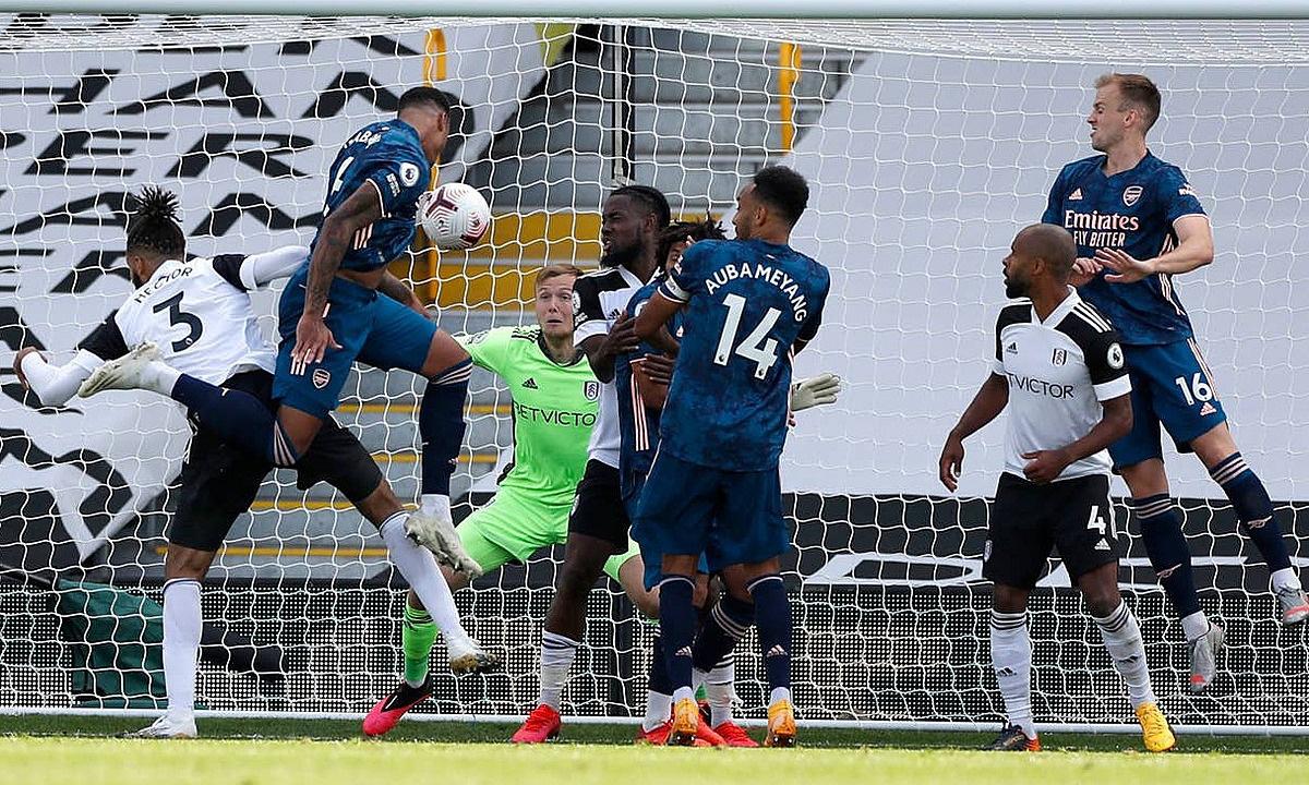 Magalhaes, từ cậu bé nắm bắt vận may nhờ chăm học đến màn trình làng ấn tượng ở Premier League - Ảnh 1.