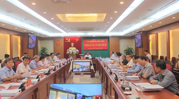 Khai trừ Đảng nguyên Chủ tịch, Phó Chủ tịch UBND thành phố Đà Nẵng - Ảnh 1.