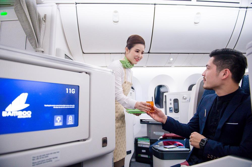 Bamboo Airways khôi phục, mở mới hàng loạt đường bay quốc tế - Ảnh 1.