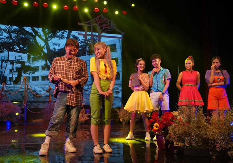 """Công diễn vở nhạc kịch """"Trại hoa vàng"""" dành cho học sinh, sinh viên - Ảnh 2."""