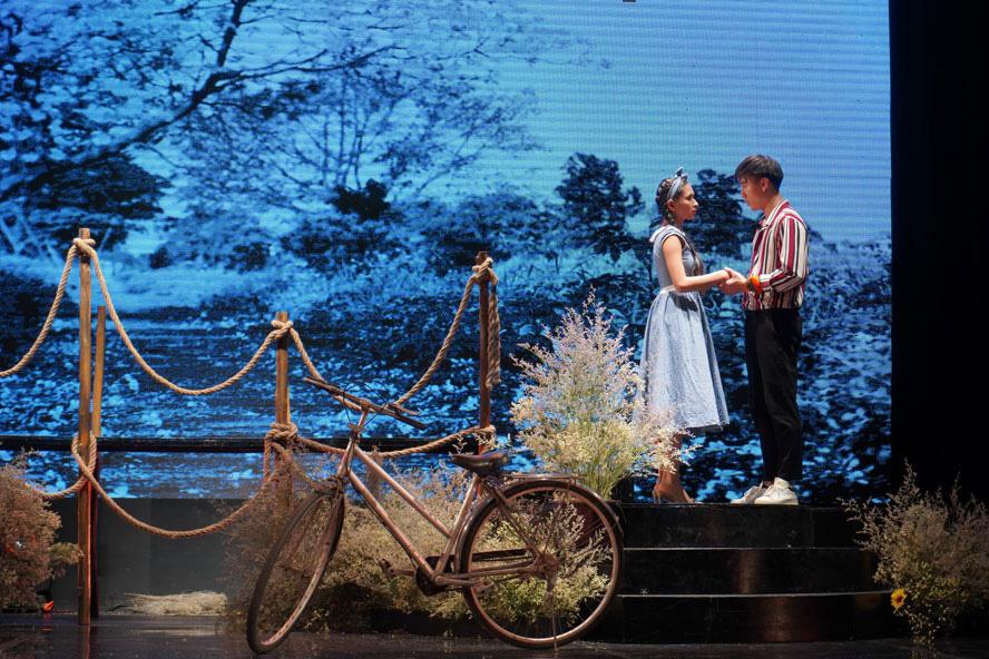 """Công diễn vở nhạc kịch """"Trại hoa vàng"""" dành cho học sinh, sinh viên - Ảnh 3."""