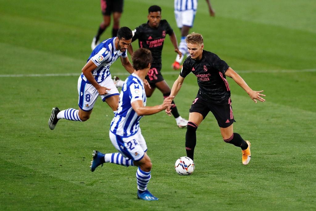ĐKVĐ Real Madrid mất điểm ngay trận ra quân tại La Liga - Ảnh 4.