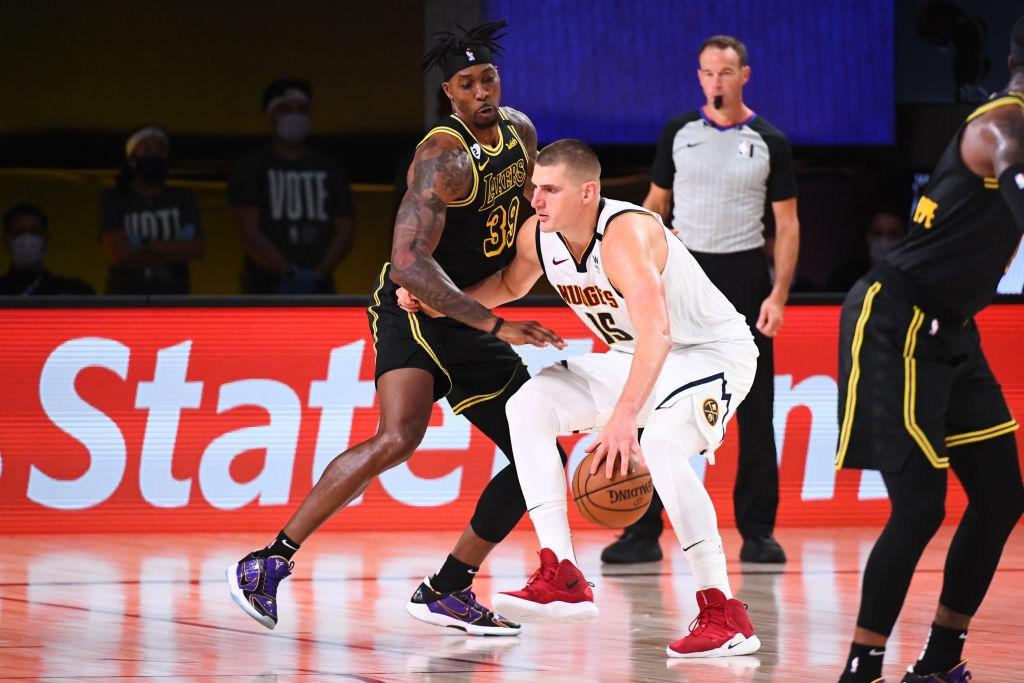 Tung cú buzzer beater đẳng cấp, Anthony Davis giữ lại chiến thắng cho Los Angeles Lakers trước cuộc lội ngược dòng của Denver Nuggets - Ảnh 1.