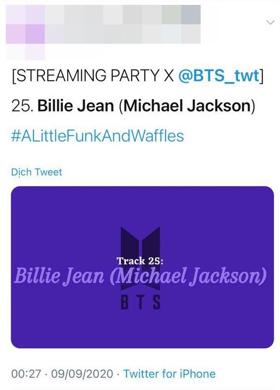 Dở khóc dở cười: Fan của Michael Jackson đang nhờ cậy fan BTS ủng hộ để đánh bại Whitney Houston trong cuộc chiến tỉ view? - Ảnh 7.