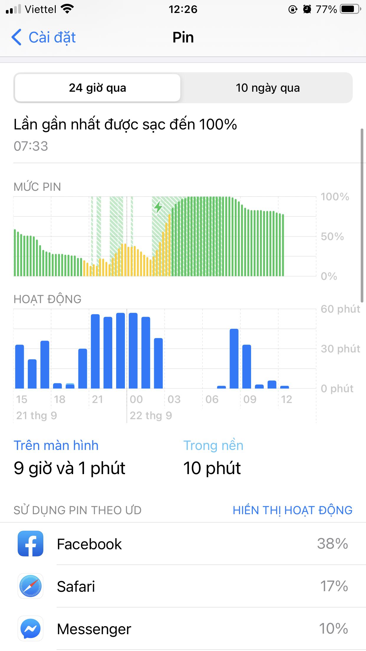 iOS 14 sụt pin nhanh như cách người yêu cũ trở mặt, làm thế nào để khắc phục? - Ảnh 2.