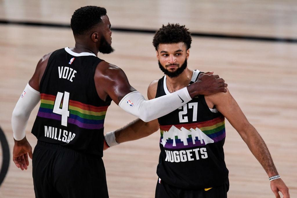 Jamal Murray tỏa sáng đúng lúc, giúp Denver Nuggets chặn đứng cuộc lội ngược dòng thần thánh của Los Angeles Lakers - Ảnh 2.