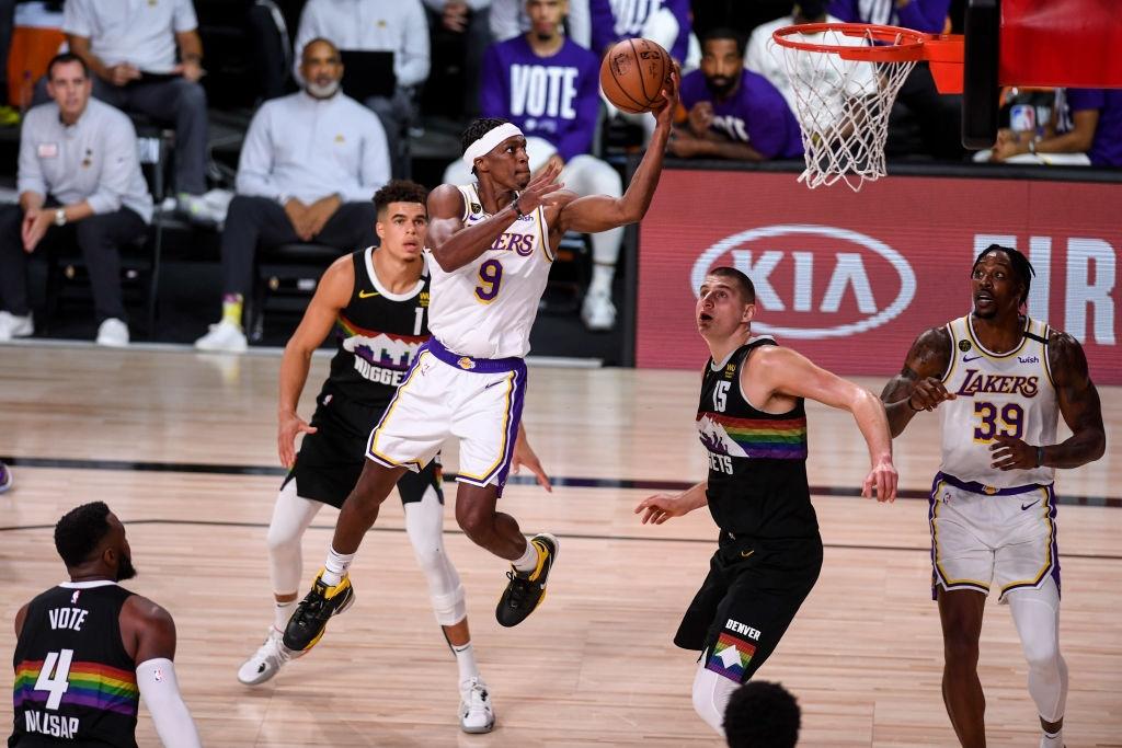 Jamal Murray tỏa sáng đúng lúc, giúp Denver Nuggets chặn đứng cuộc lội ngược dòng thần thánh của Los Angeles Lakers - Ảnh 1.