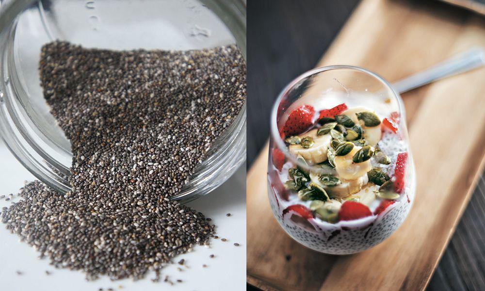 Ăn hạt chia như thế nào để giảm cân hiệu quả và thúc đẩy tiêu hóa tốt: 5 công thức chế biến các món từ hạt chia mà bạn không nên bỏ qua - Ảnh 2.